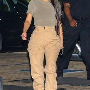 Kim Kardashian & Kanye West Casual Utility Outfit. #kimk #kimwest #kimwest #kimk...