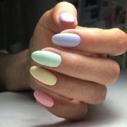 35 Extremely Cute Candy Nail Art Design; Winter Nails; Nails Art; Nails Design; ...