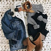 Casual Winter Outfit Ideas  #trendy #outfit #casual #winter #winteroutfit #styli...