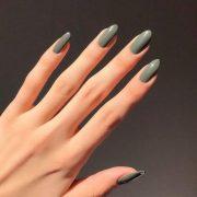 50+ Calm Green Nail Formgebung Inspiration  #Calm #design #green #inspiration #N...
