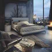 Interior design inspirations for your luxury bedroom lighting. Check more at lux...