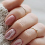 60+ Best Winter Nail Art Ideas 2019 - Page 9 of 63