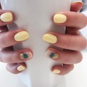 60  Must Try Nail Designs for Short Nails 2018; Short Acrylic Nails; Stylish Nai...