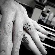 Ideas For Tattoo Couple Pair