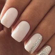 66 Natural Summer Nails Design For Short Square Nails -