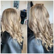 😍 . . . ————— . . . #hair #haircolor #beauty #hairdesign #hairstyle...