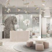 Inspirational Playroom For Kids