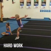 Hard work always works! This athlete's persistence and hard work is absolutely a...