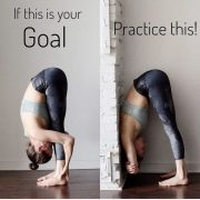 If your goal is this, practice this!...