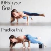 Image result for if this is your goal practice this...