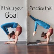 Image result for if this is your goal practice this #yogaworkout...