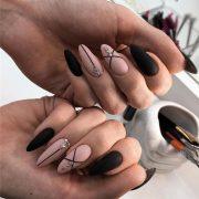 Latest and Hottest Matte Nail Art Designs Ideas 2019; Trendy Elegant Matte Nails...