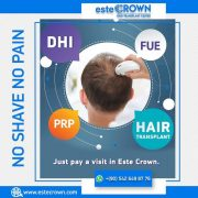 Stress from going of daily life may cause hair loss. Our leading expert team can...