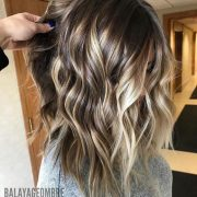 Best Brown Balayage Hair Designs for Medium Length Hair, Medium Hairstyle Color...