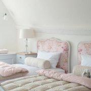 4 French Girls Bedroom Pink Shabby Chic Girls Bedroom With French Beds (exceptional French Girls...