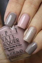 20 Winter Nail Colors to Inspire a Season's Worth of Manis pin.2elci.com Best Nails Pin