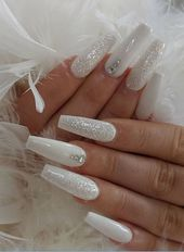 48 Pretty Acrylic Coffin Nails Design You Need To Try pin.2elci.com Best Nails Pin