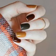 50 Stunning Short Nail Designs to Inspire Your Next Manicure pin.2elci.com Best Nails Pin