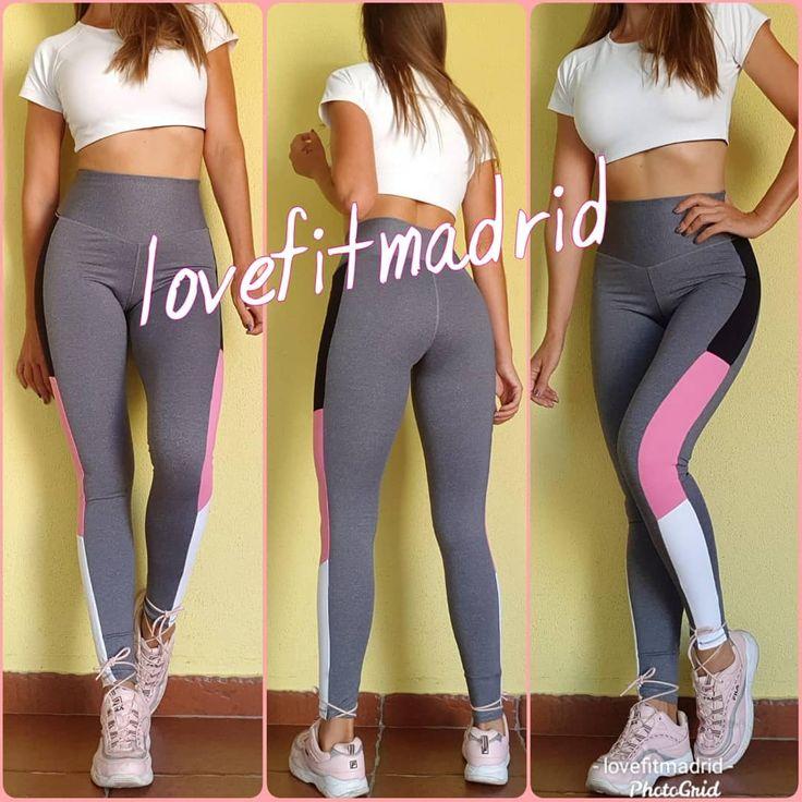 Mallas 15€ Top m/c 13€ . crossfit #crossfitgirl #fitness #fitnessgirl #fitnesstyle #sexyfitness