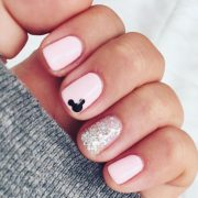 These Disney Nail Art Ideas Will Inspire Your Next Magical Manicure pin.2elci.com Best Nails Pin