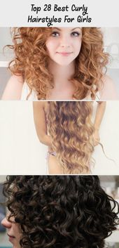 Top 28 Best Curly Hairstyles For Girls