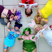 Tokyo Mew Mew! So happy to have done this group with these girls! Mew Ringo   Me...