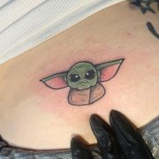 Are you as cool as baby yoda on a butt? Probably not.             ...