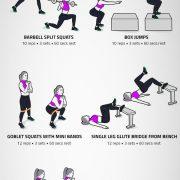 Booty Workout 004 - JLFITNESSMIAMI
