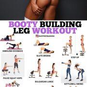 Booty Building Leg Workout!