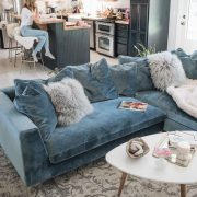 Living Room Reveal + Rove Concepts Hugo Sectional Review   Jess Ann Kirby