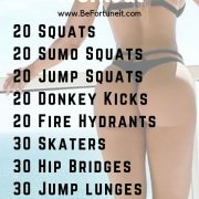 #booty #Brazilian #workout -   Get those glutes into sh...