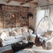 Dekorieren Sie Ihr Wohnzimmer mit diesen 14 inspiriere...