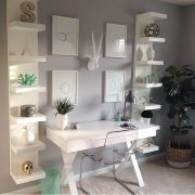 35 Awesome Small Home Work Office Decorating Ideas