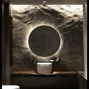 Yepyeni Bir Banyo İçin 18 Ayna Aydınlatması Tasarımı - FarklıFarklı