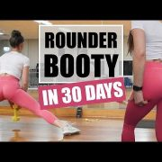 Get a Rounder Booty at Home | 10 MIN SIDE AND UNDER BOOTY WORKOUT ROUTINE | Beginner Friendly