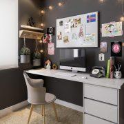 60+ Ideen für ein komfortables Home Office, die inspi...