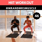 Lower Body Workout - High Intensity