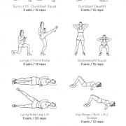 Booty Wurk Workout · WorkoutLabs Fit