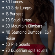 Most Effective Workout For Beautiful Legs and a Toned Butt.