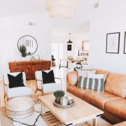 10+ hilfreiche Tipps zum Erstellen heller Wohnzimmerid...