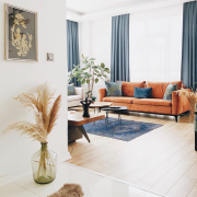 Bohem Etkiyi Seven Bu Ev Renklerin Gücüne Çok İnanıyor | Ev Gezmesi