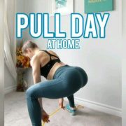 Lower Body Pull Day Workout for Women at Home! Glutes & Hamstrings