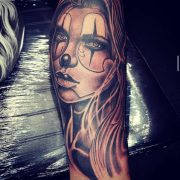 Tattoo by Noddy from back in September. - - -         ...