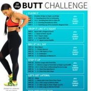 The 30-Day Butt Challenge That Seriously Sculpts Your Booty