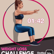 Custom Workout And Meal Plan For Effective Weight Loss!