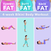 Fitness plan for weight loss