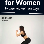How to Get Skinny Legs: 7 Best Leg Workouts at Home for Women to Tone Legs without Weight