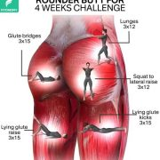 Rounder Butt For 4 Week Challange