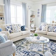 Spring Home Tour and 12 Decorating Ideas for Spring - Thistlewood Farm