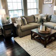 Modern Farmhouse Living Room Design — Gathered Living